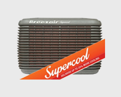 Breezair EXS 220 Supercool | Si Sebenza | Evap Cooling
